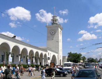 симферополь фото жд вокзал